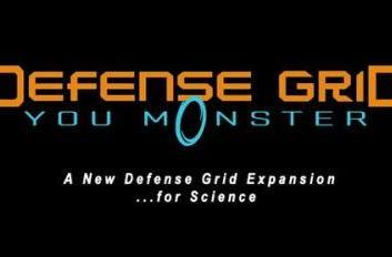Solve the Defense Grid DLC puzzle: It's for science, she's a monster