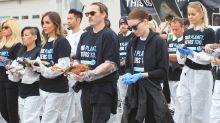 Rooney Mara and Joaquin Phoenix March with Dead Animals After Sparking Engagement Rumors