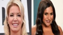 Jeanie Buss, Mindy Kaling collaborate on Netflix's workplace comedy inspired by LA Lakers