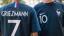 Equipe de France : 170000 maillots deux étoiles attendus avant Noël