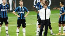 Foot - C3. Inter - Antonio Conte après la défaite contre Séville: «On planifiera éventuellement l'avenir de l'Inter avec ou sans moi»