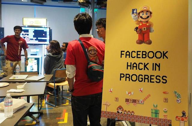This is what happens when Facebook hacks Nintendo