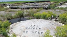 More than 70 people entered a bidding war to buy an abandoned Cold War-era missile silo complex in North Dakota — take a look at the property