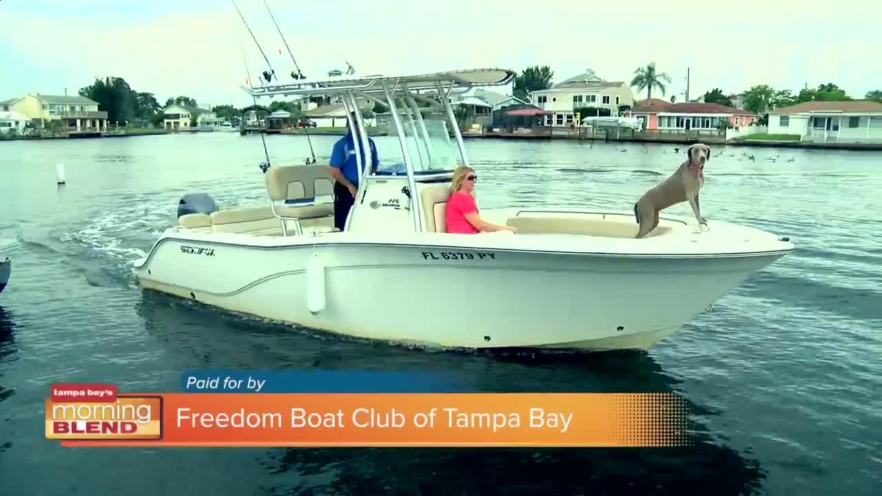 Freedom Boat Club [Video]
