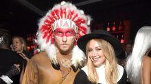 Hilary Duff and Boyfriend Jason Walsh Slammed for Pilgrim and Native American Halloween Costumes