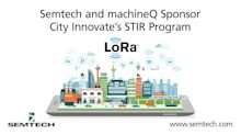 Semtech and Comcast's machineQ Sponsor City Innovate to Foster Development of Smart Cities