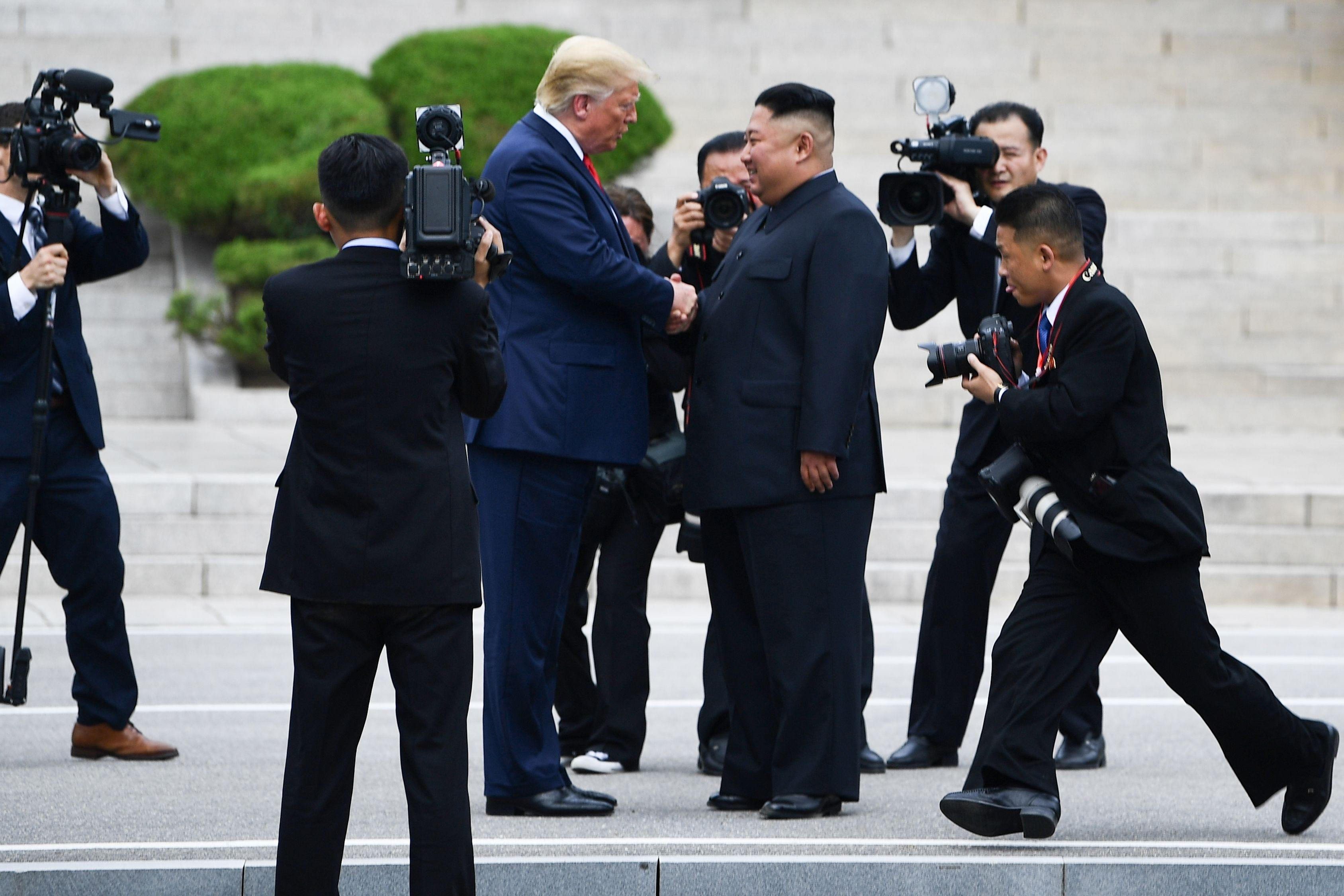 For reasons good and bad, Donald Trump seems to have an affinity with Kim Jong Un