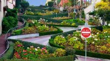 San Francisco could start charging tourists £8 to drive down iconic Lombard Street