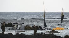 Japan refers US military pilot to prosecutors over Osprey crash
