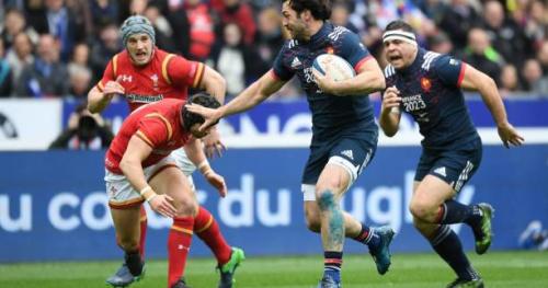 Rugby - Bleus - Kevin Gourdon après France - pays de Galles : «Une parodie»