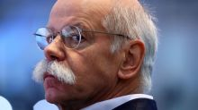 Daimler CEO says successor will have tough job