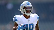 Report: Kenny Golladay is 'really close' to returning, and could be back in Week 3