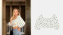 El top de lunares de Zara ya ha llegado a Instagram: ¿tú también lo tienes?