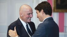 Dominic LeBlanc back in Commons for first time since cancer diagnosis