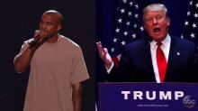 Kimmel Shows Trump and Kanye Are Basically the Same