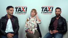 Dani Roriva nos cuenta su historia de desamor en un taxi en honor al estreno de Taxi a Gibraltar