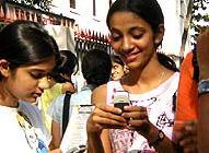 Karnataka, India banning cellphones for kids under 16?