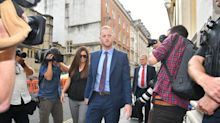 Ben Stokes trial: England cricketer 'abusive to doorman before mocking two gay men', court told