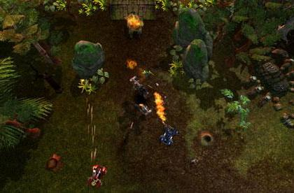 Assault Heroes 2 blows up XBLA this Spring