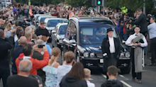 Thousands line streets of Ashington to pay respects to Jack Charlton