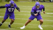 Rookie minicamp: Vikings sign five draftees, including first-round pick Christian Darrisaw