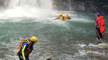 快新聞/桃園霞雲瀑布溺水意外 26歲男落水2hrs被撈起送醫搶救