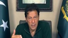 Imran Khan again rakes up Kashmir issue on Pak's Independence Day