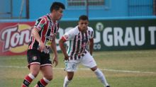 Pouco usado no Santa Cruz, Derlis Alegre não é mais jogador do clube