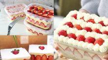 冬天就是要吃草莓!IG五大夢幻草莓盒子必嚐