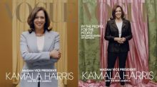 Anna Wintour defends Vogue's controversial Kamala Harris cover