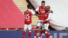 Arteta confia em renovação de Auba no Arsenal, mas atacante despista