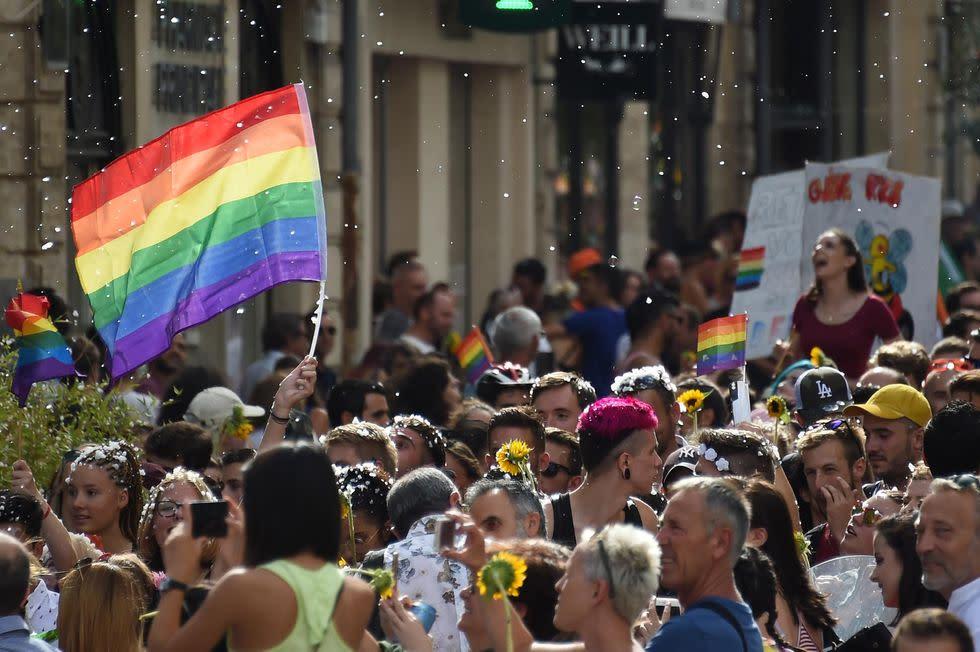 rencontre policiers gay à Franconville