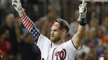 Harper wins a dramatic Home Run Derby