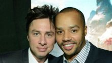 Zach Braff And Donald Faison Will Make Pizzas For Your Gay Wedding In Indiana