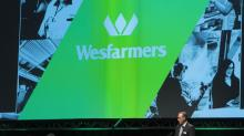 Coles lifts Wesfarmers after UK hit
