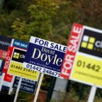 UK house price growth slows for a third month: Halifax