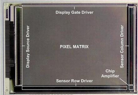 Sharp's latest 2.6-inch LCD touts integrated touch sensor