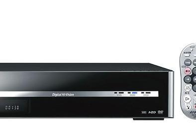 JVC unveils duo of VHS / DVD / HDD recorders