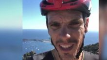 Cyclisme - Philippe Gilbert déjà de retour à l'entraînement