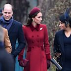 William and Harry: How two words about Meghan 'caused rift between brothers'