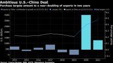 看圖論市:中美貿易協議的目標或太高