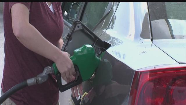 Gas prices soar past $4 per gallon in central Indiana