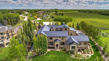 The Calgary Mansion Leonardo DiCaprio Lived In While Filming 'The Revenant' Is For Sale
