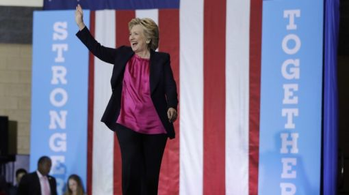 Clinton: Trump 'bragged' about not paying taxes