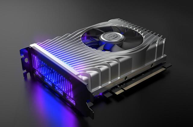 Intel's first discrete GPU is built for developers