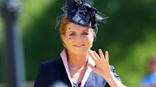 Sarah Ferguson Gets Real and Says *This* Saved Her Life