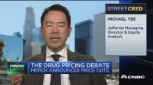Merck reduced prices of small and insignificant drugs: An...