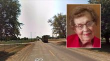 Grandma dies after crashing into truck driven by her grandson