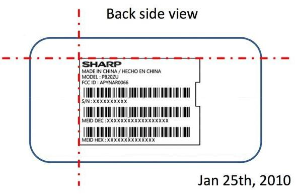 Sharp PB20ZU gets FCC approval -- is this 'Pure' from Microsoft's Project Pink?