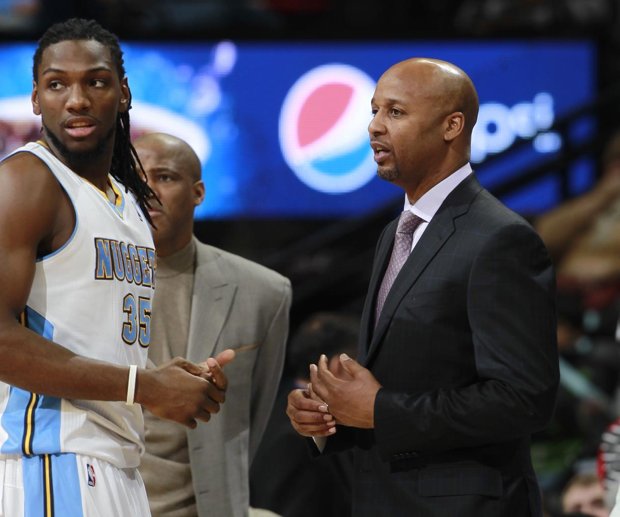 Denver Nuggets Struggling Without Star Power: After Brian Shaw, Kenneth Faried Just Wants 'a Coach That